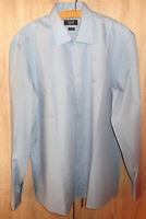 Herren Hemd  von Einhorn Gr.XL -blau langarm