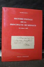 Boule. HISTOIRE POSTALE DE LA  PRINCIPAUTÉ DE MONACO. DES ORIGINES À 1885.