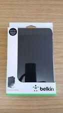 Étuis, housses et coques noirs Belkin pour téléphone mobile et assistant personnel (PDA) Apple