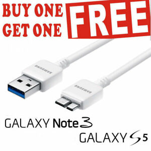 Samsung Galaxy S5 charger usb 3.0 Data Cable Charger Lead