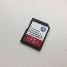 Volkswagen RNS 315 NAVIGATION WESTE SD KARTE V9 GPS NAVI 16 LANDKARTE AMUNDSEN