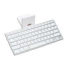 Apple Keyboard Dock for iPad 1st, 2nd, 3rd Generation 30 Pin Connecter (A1359)