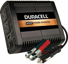 Duracell High Power Inverter - DC to AC power inverter - 400 Watt