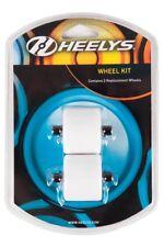 Heelys Fats Replacement Heelys - White - Wheel Set For Single Wheeled