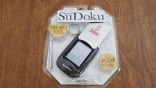 Sudoku Handheld Electronic Key Chain Game Excalibur Brand New In Box