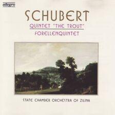 Franz Schubert - Quintet the trout - Forellenquintet - CD -