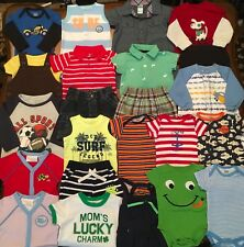 Lot Of Baby Boy Clothes Size 3M 3-6M EUC Summer