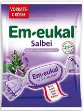(100g=1,66€) Em-eukal Hustenbonbons Salbei mit Zucker Bonbons - 150g