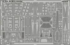 EDUARD 1/32 AIRCRAFT- JU88A EXTERIOR FOR RVL | 32224