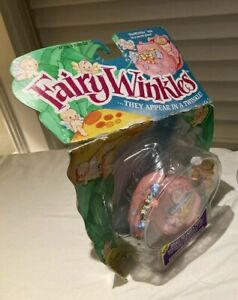 Fairy Fairywinkles  Winkle Treasure Purse Factory Sealed NEW Kenner 1993 VTG