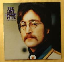BEATLES THE LOST LENNON TAPES VOLUME 3 John Lennon LP Bag Records 5075