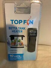 New listing Topfin Slim Betta Tank Heater Aquariums Up to 5 Gallons 10 Watts