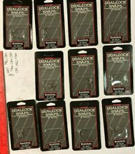 120 count DUAL LOCK SNAPS, Size 1 Nickel  NO. SDLN1 Danielson