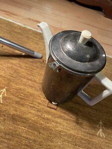 Kaffeekanne Thermisol WMF Hutschenreuther  DRP 1,4l antik
