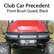 Club Car Precedent Front Brush Guard Black Powder Coated
