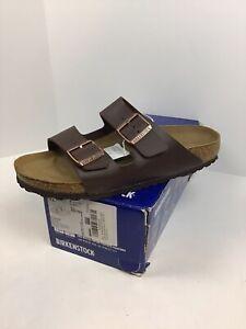 BIRKENSTOCK Arizona Soft Footbed - Size EU 8.5 - US 8.5