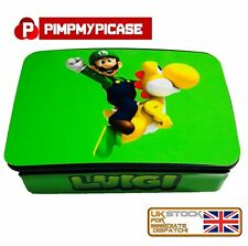 Retro Gaming inspired Luigi Raspberry Pi 3 case (Use with Retropie or Kodi)