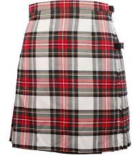 "Ladies Knee 19"" Length Kilt Stewart Dress"