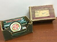 Old Tin Toy Simplex Typewriter Toy in Orig Box New York Practical No 1