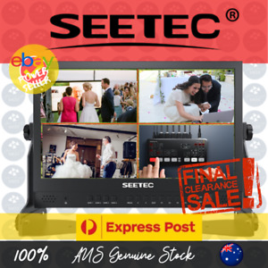 "SEETEC / Feelworld Atem156 4 x HDMI 15.6"" Director Monitor (ATEM Compatible)"