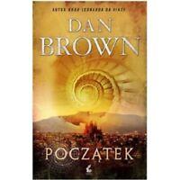 Poczatek, Dan Brown, polska ksiazka, polish book