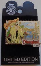 Disney Dlr Greetings From Disneyland® Resort 2006 Cruella De Vil Pin