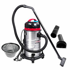 30l Wet & Dry Vacuum Cleaner and Blower Industrial Grade Bagless Drywall Vac7