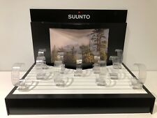 Used - SUUNTO - Display Exposant Expositor - For Watches Relojes Montres