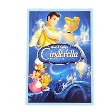 "2010 Disney Cinderella 300 PC Jigsaw Poster Puzzle Brand New 11.5""x16.25"" NO BOX"