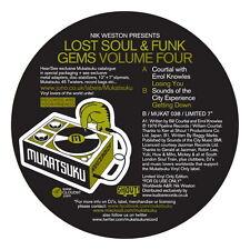 "Nik Weston Presents Lost Soul & Funk Gems Volume Four 7"" mukat 038"