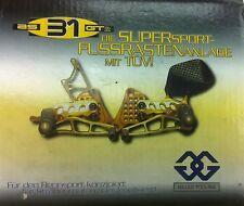 GSX-R 1000 K9 L0 L1 L2 L3 L4 L5 L6 Gilles Fußrastenanlage AS 31 GT
