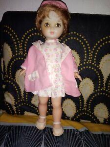 Ancienne poupée Bella modèle rare, 33 cm made in france en très bon état