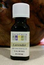 Aura Cacia Lavender 100% pure essential oil .5 fl oz