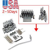 Floyd Rose Lic Tremolo Bridge Double Locking System Guitar Parts USA SHIP
