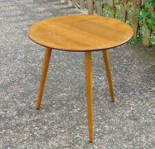 Wooden Vintage/Retro Round Coffee Tables
