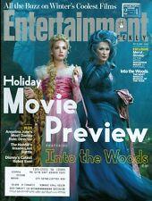 2014 Entertainment Weekly: Meryl Streep & Mackenzie Mauzy Into the Woods 2 of 4