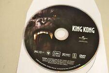 King Kong (DVD, 2006, Full Frame)Disc Only Free Shipping