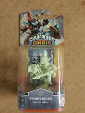 SK25 FRIGHT RIDER GLOW IN THE DARK Skylanders Giants New in Box RARE