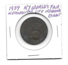 (J) So Called Dollaro 1939 New York World's Fair Metropolitan Life Insurance Co