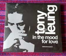 Tony Leung ( 梁朝偉 ) ~ In The Mood For Love ( Korea Press ) Cd
