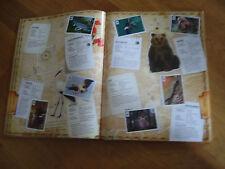Sammelalbum - Mein Reisetagebuch von EDEKA und WWF