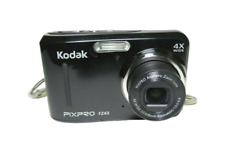 Kodak FZ43 16MP HD Digital Camera Infrared IR/UV Open Full Spectrum Ghost MOD