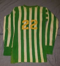 Antique Football Game Used Athletic Equipment Co. Inc Wool Jersey
