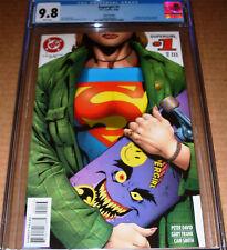 Supergirl #1 3rd print CGC 9.8 DC 1996 Peter David 1st Buzz Linda Danvers CW TV