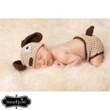 Mud Pie Puppy Newborn Photography Set