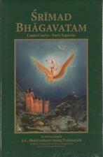 Srimad Bhagavatam 4.2 by A.C. Bhaktivedanta Swami Prabhupada Spanish Hardcover