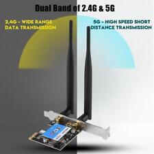 Bluetooth 4.0 +WiFi Netzwerkkarten  2.4G/5G  433M Wireless PCI-E Express Karte