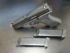 New listing APS ACP 601B / Black CO2 Airsoft Pistol / Minor wear under slide