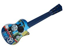 "Thomas and Friends Kids Guitar 21"" Pink Musical Toy Mini Educational Instrument"