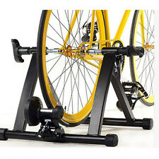 Magnetic Exercise Bike Bicycle Trainer Stand Resistance Indoor New